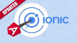 Ionic – Build iOS Android & Web Apps with Ionic & Angular udemy course free download - ftuudemy.com