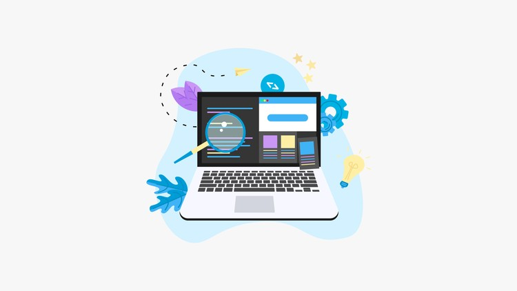 Learn Front-End Web Development Course free download - ftuudemy.com