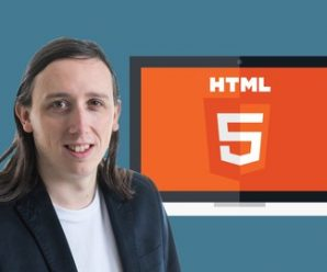 Front-End Web Development: Learn HTML5 & CSS3