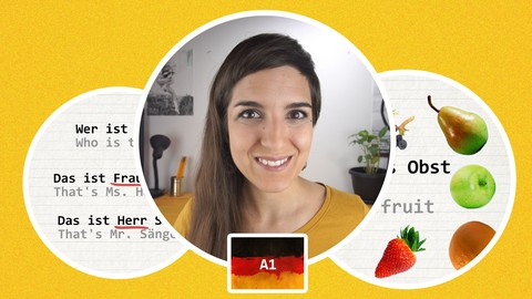 Best Way to Learn German Language-Full Beginner Course-A1.1