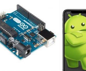 Android Apps for Arduino with MIT App Inventor without Code